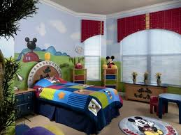 Mickey Mouse Bedroom Wallpaper Awesome Mickey And Minnie Bed Set Bedroom Undolock Also Mickey