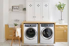 10 laundry room decorating ideas for