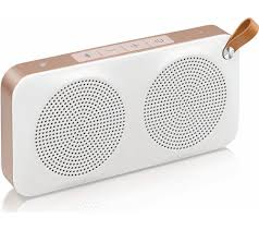 wireless office speakers. SP-AD60-M Portable Bluetooth Wireless Speaker - White \u0026 Gold. SpeakersBluetoothGarden OfficeWhite Office Speakers