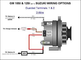 gmc alternator wiring diagram gmc image wiring diagram 4 prong gm alternator questions hot rod forum hotrodders on gmc alternator wiring diagram