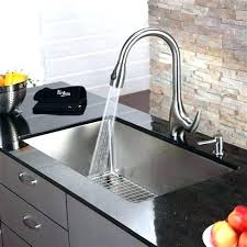 one piece sink and countertop kitchen sink one piece modern kitchen stainless steel kitchen sink white