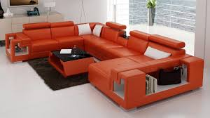 Design Your Own Modern Leather Sectional Sofa The Kienandsweet