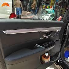 for honda crv cr v 2018 2018 abs matte inner car door moulding cover trim