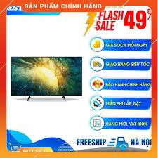 SIÊU hỏa tốc [FreeShip] Android Tivi Sony 4K 65 inch 65X7500H, hàng chính  hãng - BH 24 tháng [Shop chỉ bán tại Hà Nội]