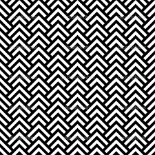 Black And White Patterns Enchanting Columns Of Alternating Black And White Arrows Interlocking With