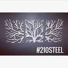 sensational steel wall art best 25 metal ideas on decor pewter australia uk perth