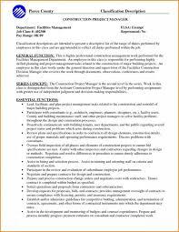 Construction Management Proposal Template Sample 1904