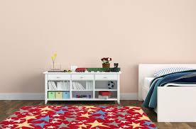 kids rug ami 308 red