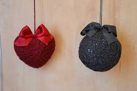 Handalicious: decorazioni natalizie in lana