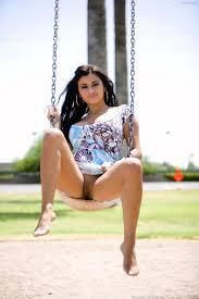 FoxHQ Alexa Loren Park Nude