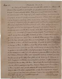Thomas Jefferson     s opposition to the Federalists         The     The Gilder Lehrman Institute of American History