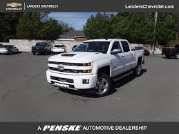 Truck chevy 2500hd trucks : 2018 New Chevrolet Silverado 2500HD TRUCK 2500 CREW CAB 4WD 153 at ...
