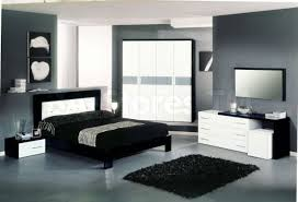 best black themed bedroom on bedroom with rustic country black and white furniture decorating ideas 11 black and white furniture bedroom
