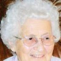 Obituary | Helen Sprenger | Hertz Funeral Homes