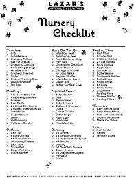 baby room checklist. Wonderful Baby Mommy MustHaves Nursery Checklist Inside Baby Room Checklist
