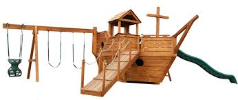 imagine worlds of adventure discovered in your backyard playsets