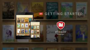 getting started ereader prestigio