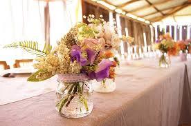 Decorating Jam Jars For Wedding Flowers In Bottles Jars DIY Wedding Modern Wedding 64
