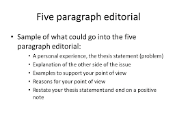 editorial essay example editorial essay topics editorial essay  editorial essay example step organise data and ideas revise thesis statement the editorial essay examples editorial essay example
