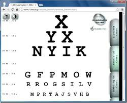 Compare And Contrast Chart Maker Best Digital Eye Chart Generators For Testing Visual Acuity