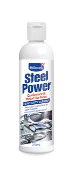 Non Stainless Steel Appliances Hillmark Products Stainless Steel Care Steelpower