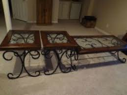 wrought iron and wood furniture. Wrought Iron Coffee Tables For Sale 1 And Wood Furniture C