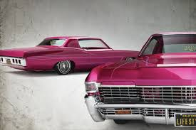 1969 Chevrolet Caprice and 1968 Impala - Products Of The Environment