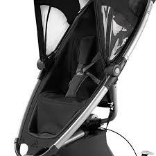quinny zapp seat cover rocking black