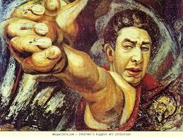 david alfaro siqueiros el coronelazo self portrait