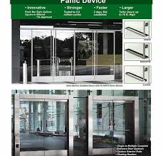 prl panic devices are all you need for captivating emergency exit doors