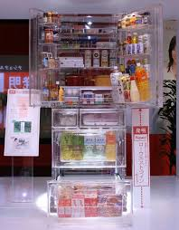 see through refrigerator. See-Through Refrigerator: See Through Refrigerator O
