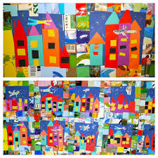 1ST GRADE FAITH RINGGOLD CITY QUILT   the colors of my day & Continuing our school celebration of Black History Month last year, my 1st  grade students created Faith Ringgold story quilts. We started off the  lesson by ... Adamdwight.com