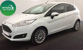153 00 per month white 2018 ford fiesta 1 5 anium 5 door sel manual