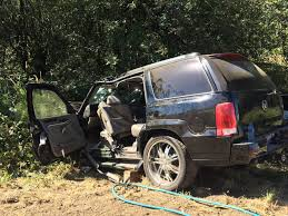 Woman Killed In 4 Vehicle Crash On Sr 500 In East Orchards The