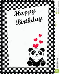 Black And White Birthday Cards Printable Black And White Birthday Cards Printable Cool Black White
