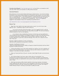 Resume Examples For Flight Attendant Free Resume Examples