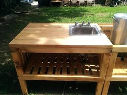diy outdoor kitchen sink with how to make an outdoor sink designs for produce astonishing diy diy outdoor kitchen sink