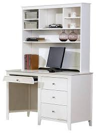 white office desk with drawers. Office Hutch Desk Fabulous White Computer With Drawers Keywords