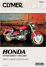clymer repair manual honda shadow vt1100 sabre aero american home > parts > manuals > clymer repair manual honda shadow vt1100 sabre aero american classic tourer