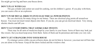 essay on safety at home twenty hueandi co essay on safety at home