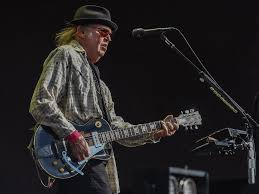 Neil Young and <b>Crazy Horse's new</b> song will arrive later this month ...