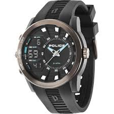 men s police tactical alarm chronograph watch 14249jpbu 02 mens police tactical alarm chronograph watch 14249jpbu 02