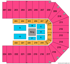 Ej Nutter Center Seating Chart