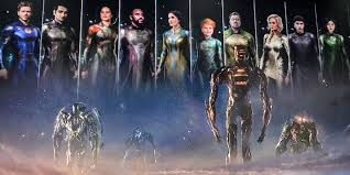 News & interviews for eternals. Predicting The Eternals Future In Mcu Phase 4 5 Screen Rant