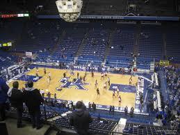 Rupp Arena Section 212 Kentucky Basketball Rateyourseats Com