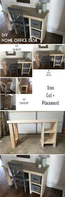 diy home office desk. Check Out The Tutorial How To Build An Easy DIY Home Office Desk Diy