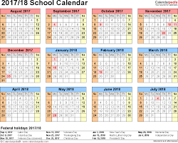 Printable School Year Calendars Calendar For School Magdalene Project Org