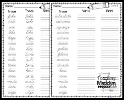 cursive word practice worksheets to practice spelling words worksheet example