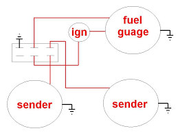 dual fuel tank wiring diagram help page 2 wired before i started monkeying it does anybody have any idea why my guage is telling me the fuel level of the tank i m not even running off of