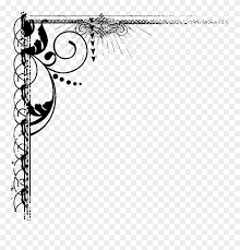 Page Border Design Png Elegant Corner Page Borders Www Imgkid Com The Image